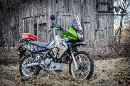 Kawasaki Klr Crash Bars Australia