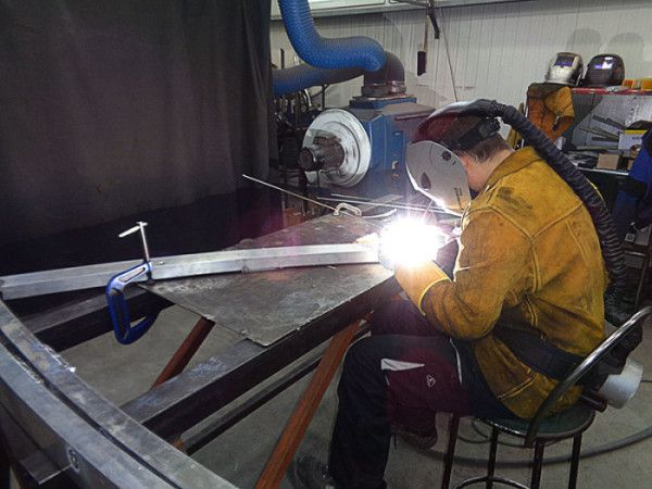 great welder at Outback Motortek