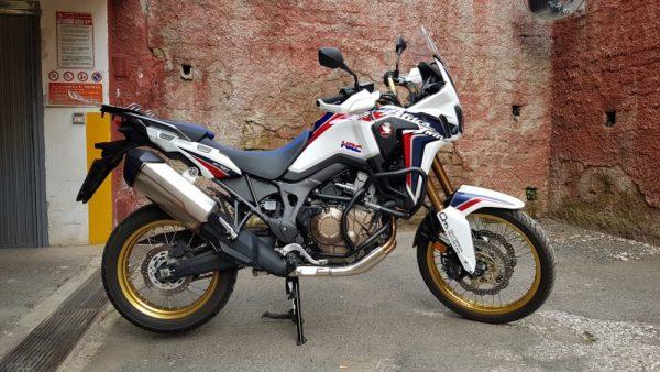 2018 Honda Africa Twin CRF1000L Outback Motortek