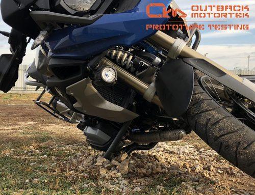 BMW R1200GS Crash Bars Development – Part I.