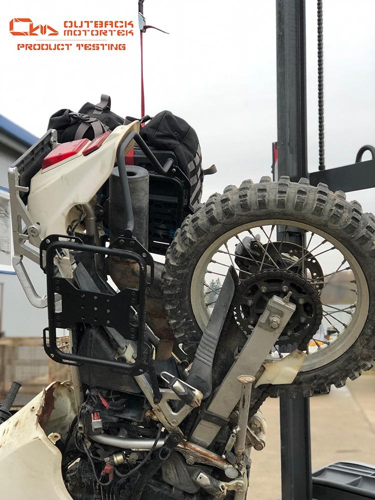Mosko Moto wedge and frame
