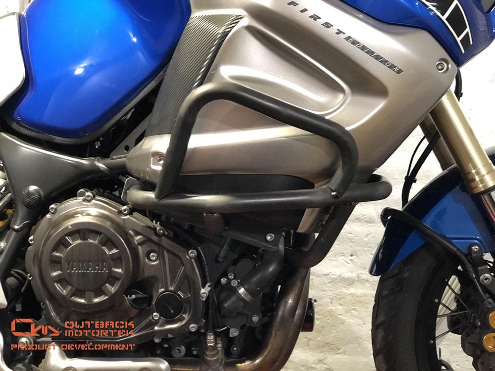 Yamaha XT1200 Super Tenere crash bars