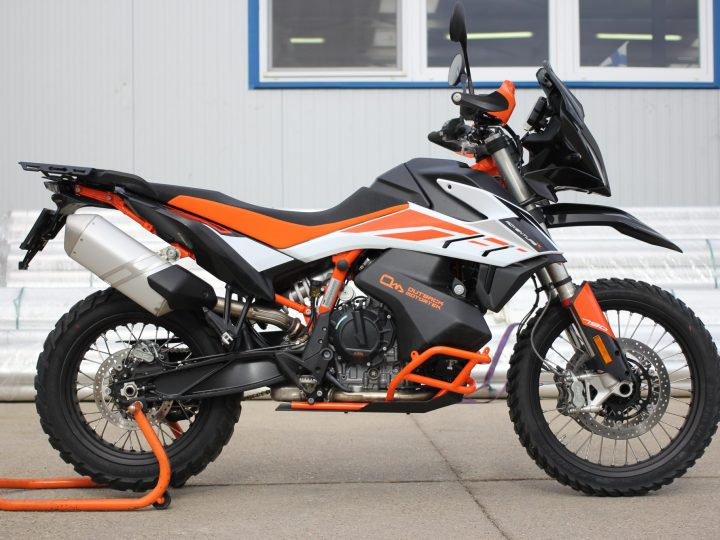 KTM 790R Adventure Protection – Update