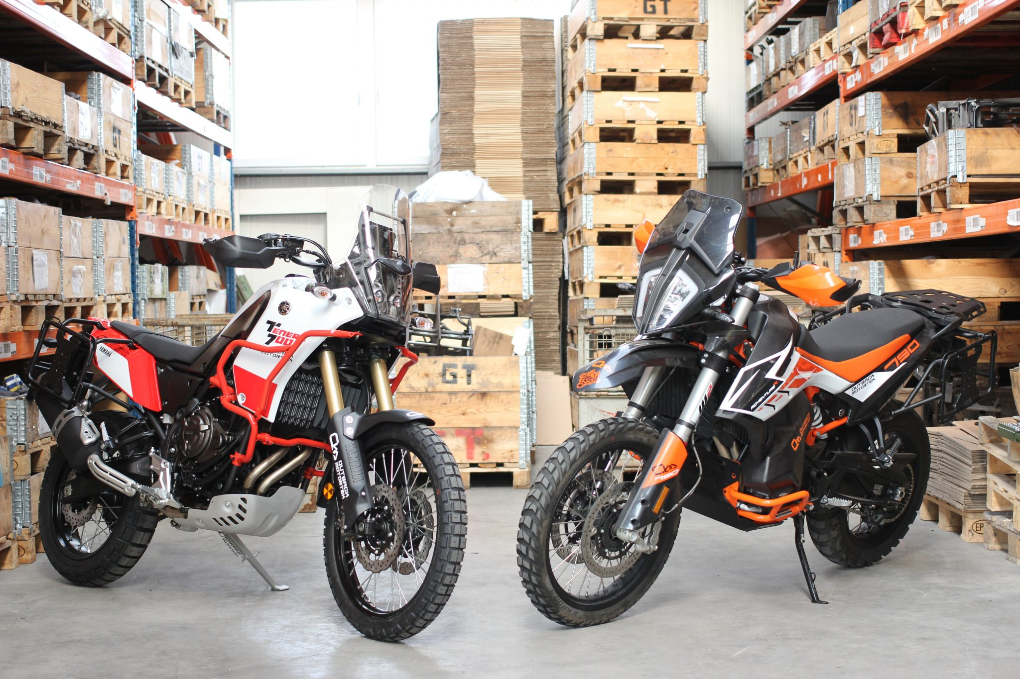 Our Test Ride Review Of Yamaha Tenere 700 Vs Ktm 790 Adventure Outback Motortek