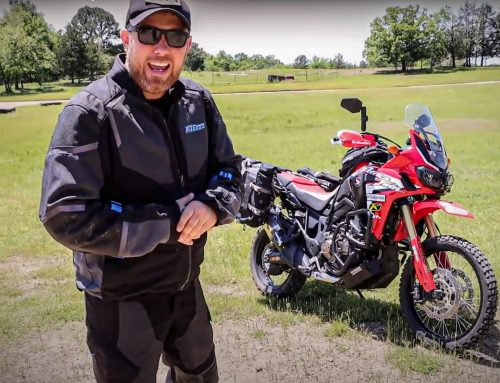 """""""Stubborn"""" rides the Trans America Trail – Africa Twin 1000"""