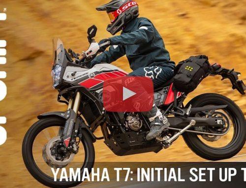 Yamaha Tenere 700 Featuring Sweet Upgrades