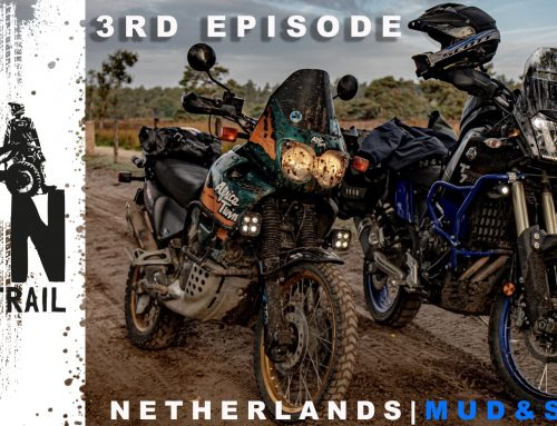 Mud and Sand – Episode #3 of On My Trail