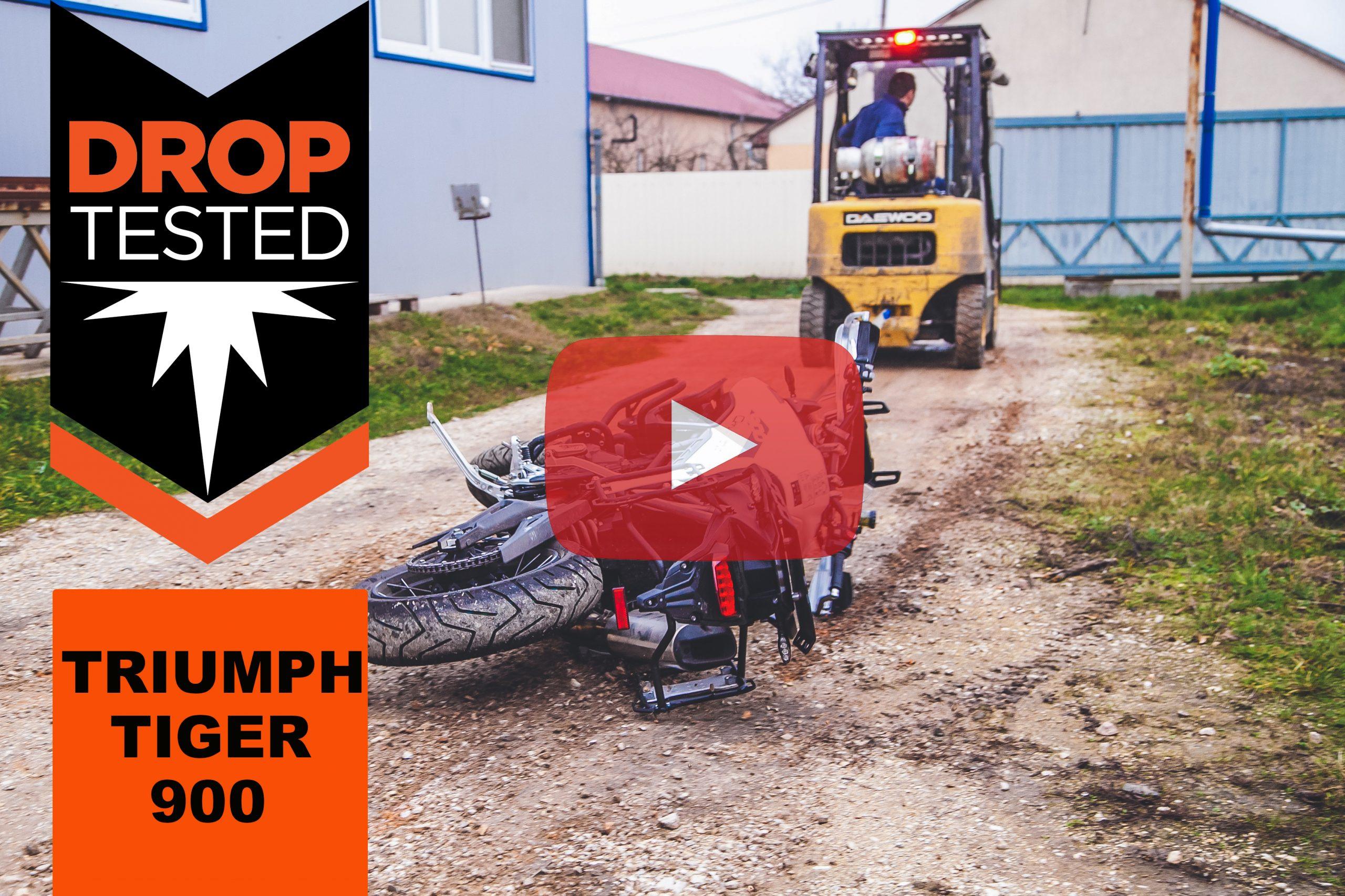 Triumph Tiger 900 Torture Tested Crash Bars