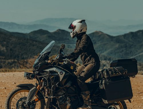 The Ultimate Overland Motorcycle Build by Overland Expo