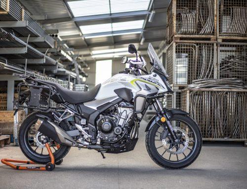The Underrated Adventure Motorcycle – Honda CB500X