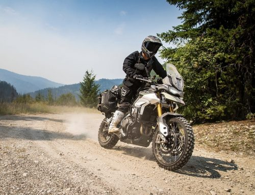 Ricky Carmichael Rides with Outback Motortek!