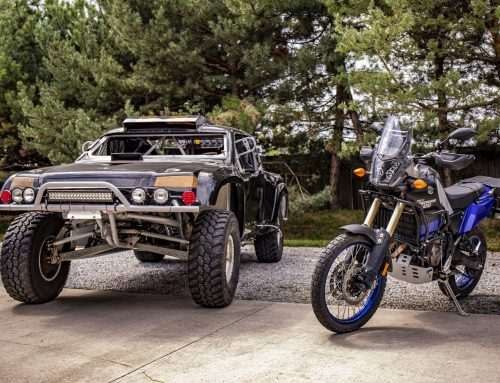 2 vs. 4 wheeled awesomeness with Lawrence Hacking